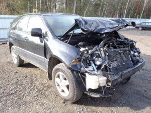 Lexus Before